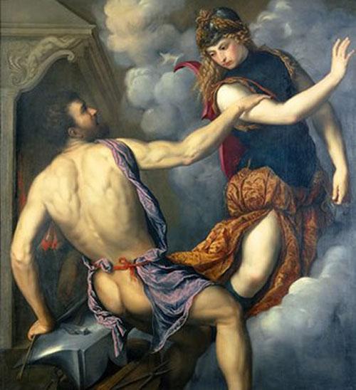 Athena_Scorning_the_Advances_of_Hephaestus